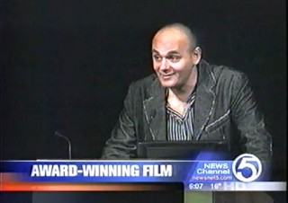 Cleveland TV Newscast about Khashyar Darvich and Dalai Lama Renaissance at Cleveland Museum of Art