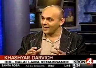 Khashyar Darvich TV News Interview – DALAI LAMA RENAISSANCE