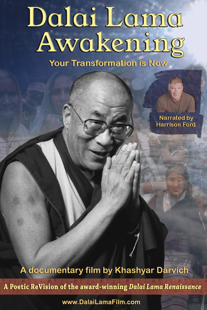 Poster - Dalai Lama Awakening